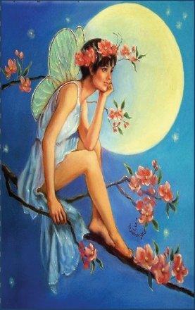 Imbolc Fairy Workshop