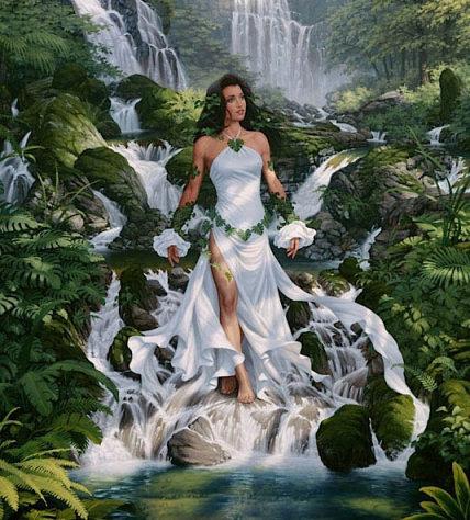 Mermaids & Goddess Sulis Full Moon Workshop