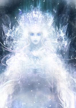 Snow Queen, Merlin & Green Man Full Moon Workshop