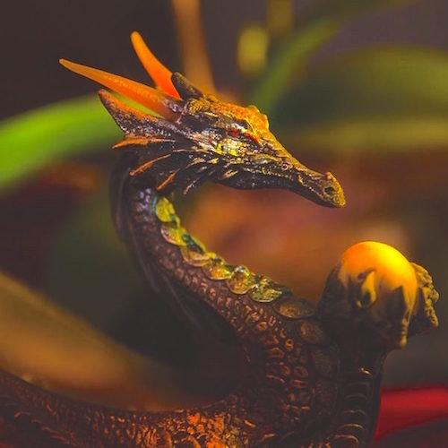 Abundance Dragons Workshop