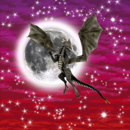 Dragons Full Moon Workshop