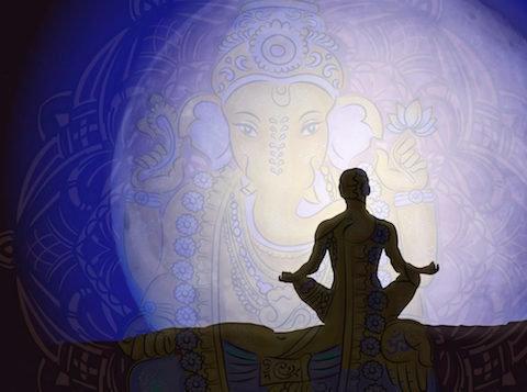 Ganesh Full Moon & Lunar Eclipse - Abundance & Joy