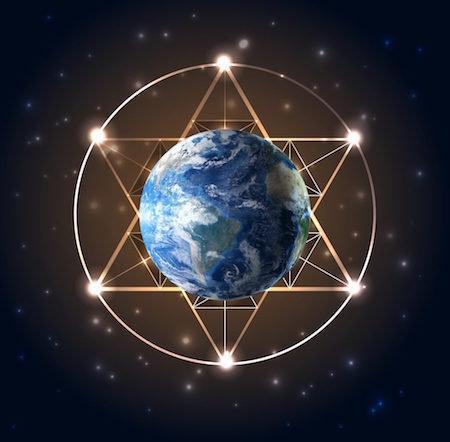 Activating the Golden Merkaba, Earth Healing Retreat | Elemental Beings Online Shop - Elemental Beings