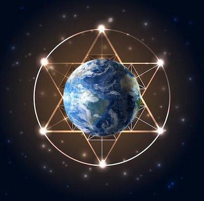 Activating the Golden Merkaba, Earth Healing Retreat