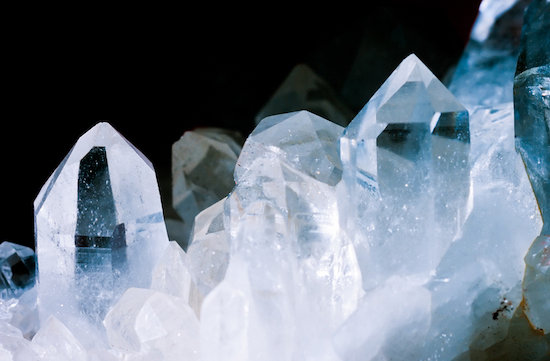 Crystal Being Consciousness Full Moon