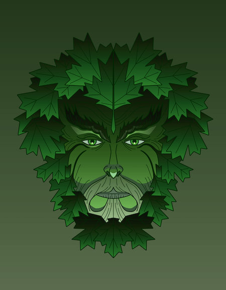 Green Man Workshop
