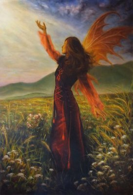 Winter Solstice Faery and Elementals Earth Healing Workshop