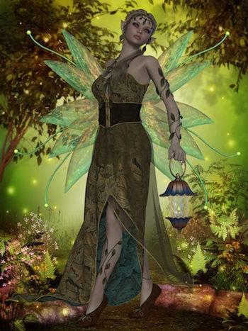 Faery Magick Summer Solstice