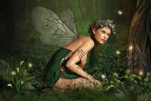 Fairy Queen Maeve & the Fairies Full Moon Workshop