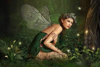 Fairy Queen Maeve & the Fairies Full Moon Workshop