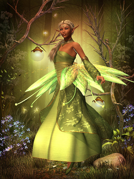 Guardian Fairy Workshop