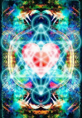 Healing yourself with the Power of Love