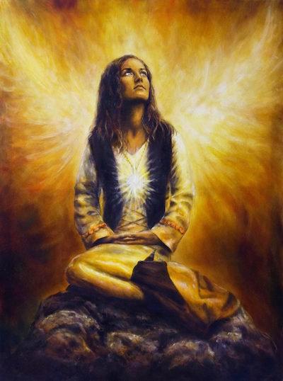 Mary Magdalene - Divine Goddess Within
