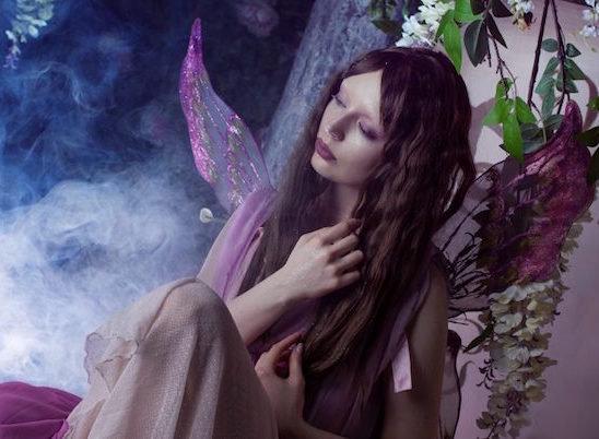 Fairy Queen Maeve Full Moon Workshop