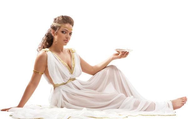 Goddess Aphrodite Full Moon Workshop 2015