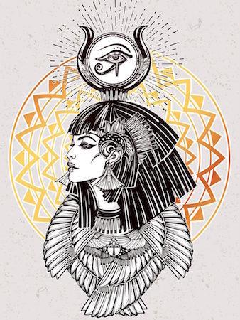 Goddesses Full Moon Meditation