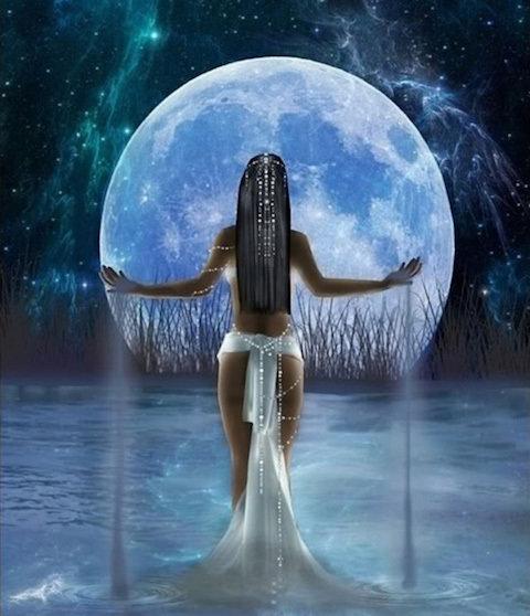 Egyptian Goddess Full Moon Workshop