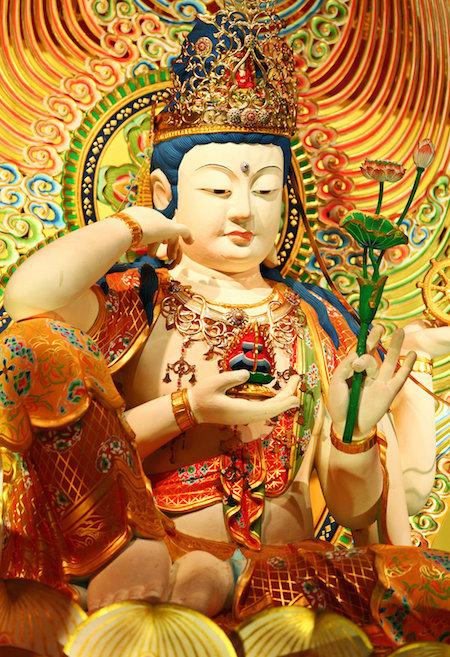 Goddess Kwan Yin Full Moon Workshop