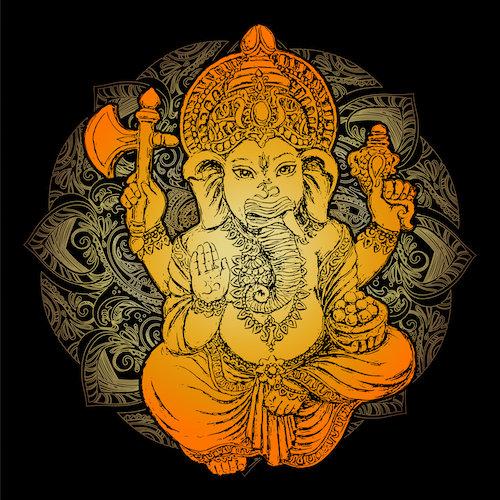 Lord Ganesh Full Moon Lunar Eclipse Meditation Workshop