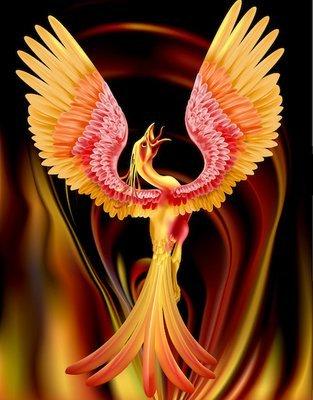 Golden Phoenix Rebirth Template Upgrade Workshop