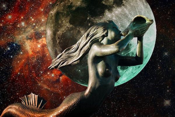 Mermaids Full Moon Workshop
