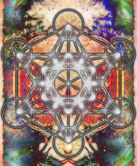 Metatron and Divine Source Energy Meditation