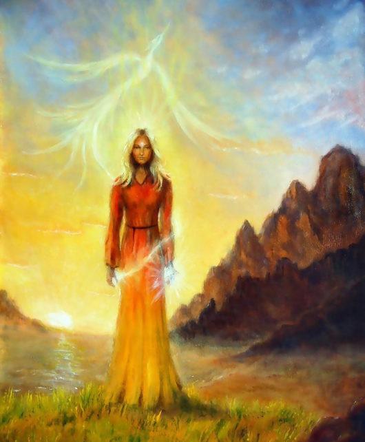 Awakening your High Priest, Priestess Within