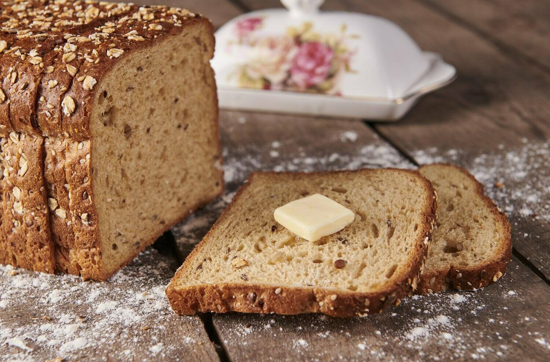 Tuscano - Soft Multigrain Bread (Mehrkornbrot)