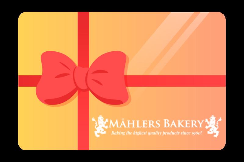 Mähler's Bakery Gift Card