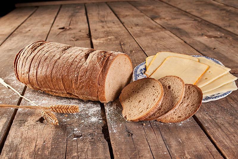 Alpine Bavarian Rye Bread (Bauernbrot)
