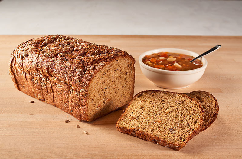 California Lifestyle Vegetable Protein Low Carb Bread