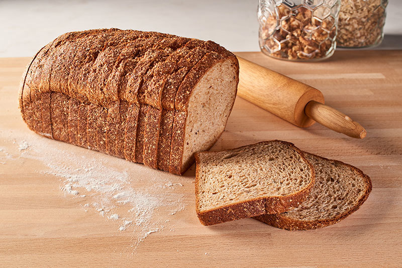 California Lifestyle Flax Soy Low Carb Bread