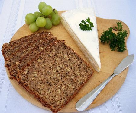 Sunflower Flax Seed Wholegrain Bread (Volkornbrot)
