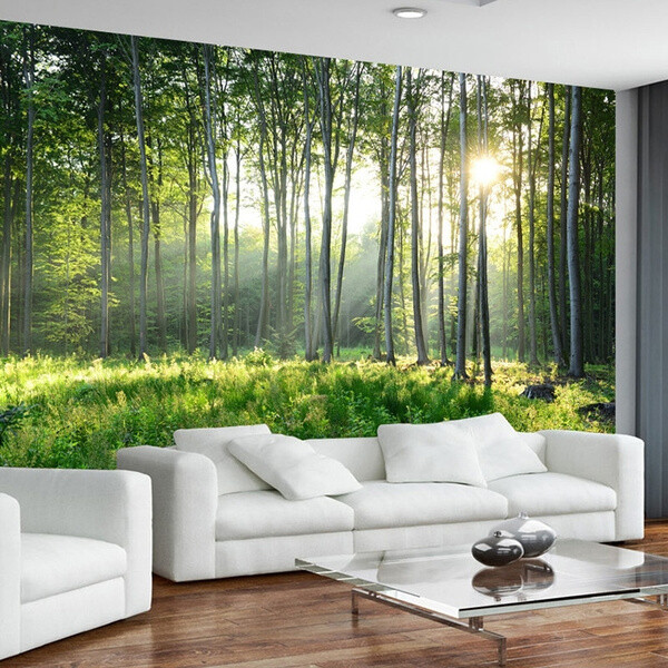 Feature Wall Printing - Murals