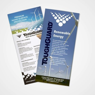 DL Flyers (99 x 210mm)