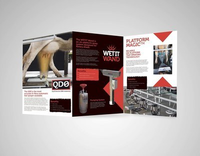 3 Panel A4 Flyers (630 x 297mm)