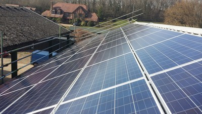 Offgrid|Ongrid Solar Kit 10kW with 28.4kWh Storage