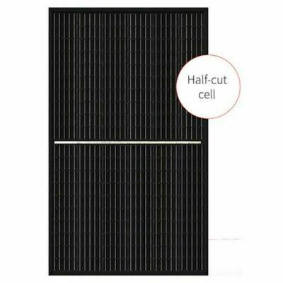 Sharp 320W Mono PERC NU-CJ series All Black x 30