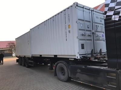 Off Grid Power Containers Price From