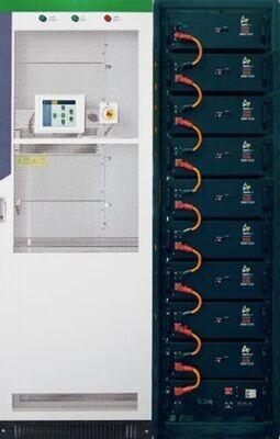 100kWh Energy Storage System