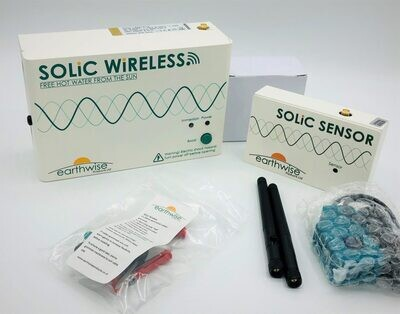 SOLiC 200 Wireless Solar immersion controller | British Made