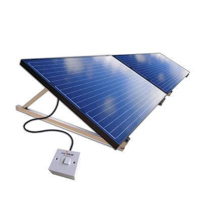 600 Watt Solar Panel Kit with Micro Inverters