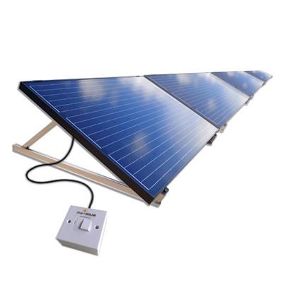 2400 Watt Solar Kit with Micro Inverters