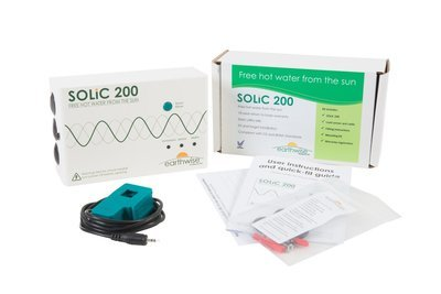 SOLiC 200 Solar immersion controller|British Made