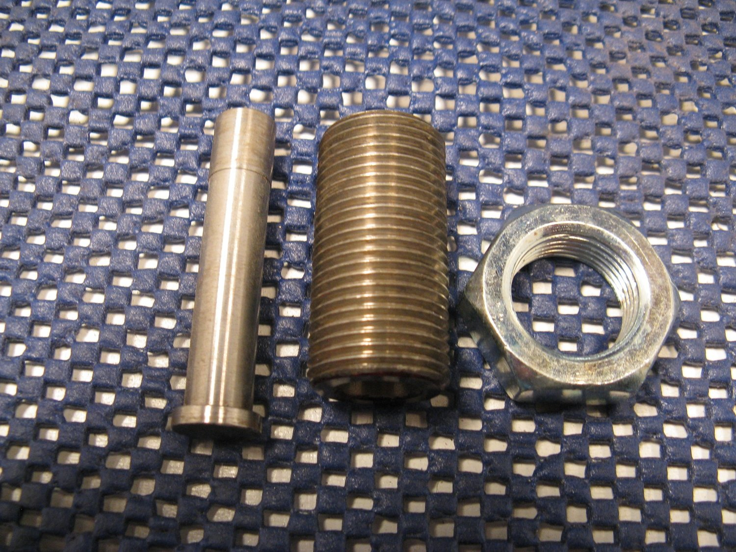 .516 Threaded Sizing Die
