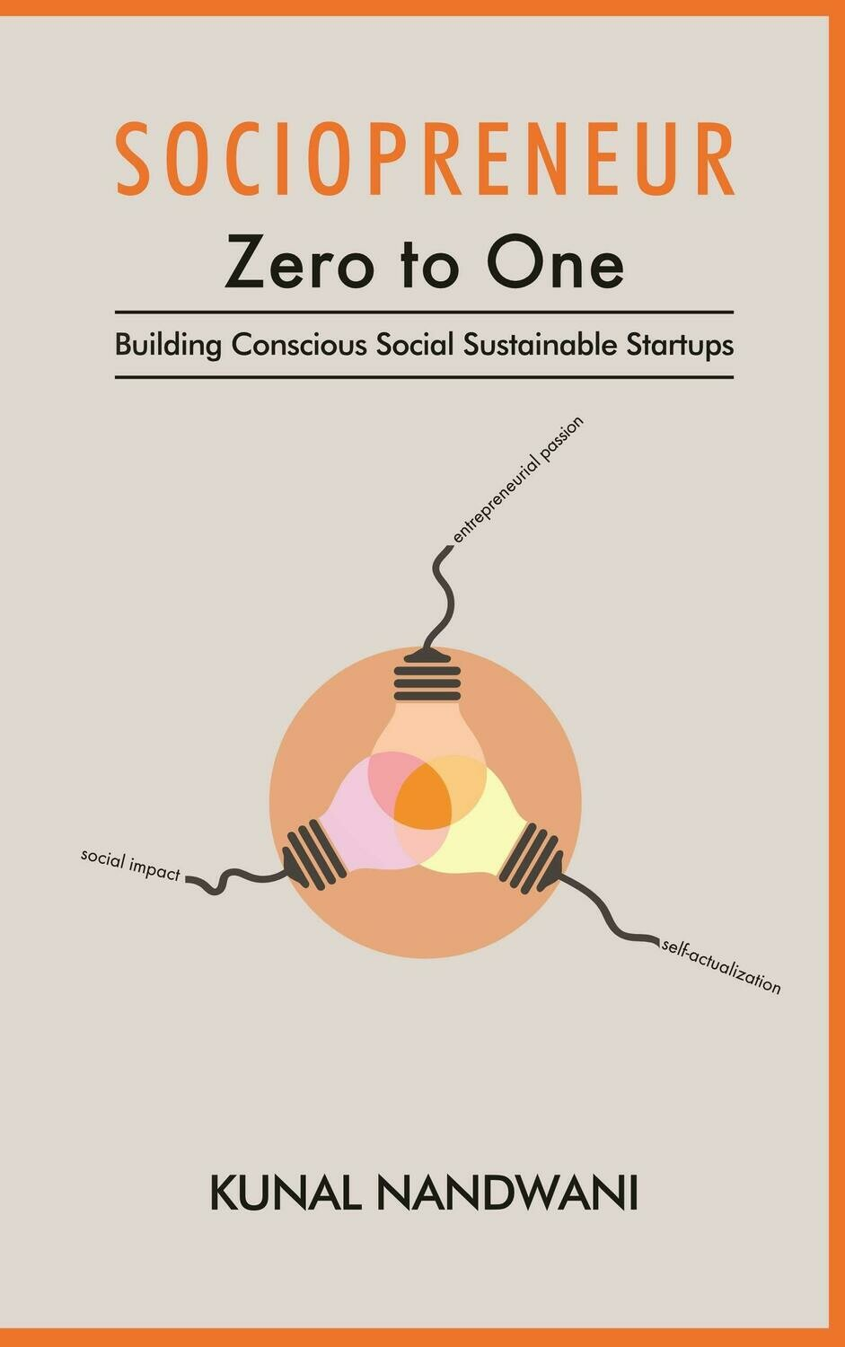 SOCIOPRENEUR Zero to One: Building Conscious Social Sustainable Startups