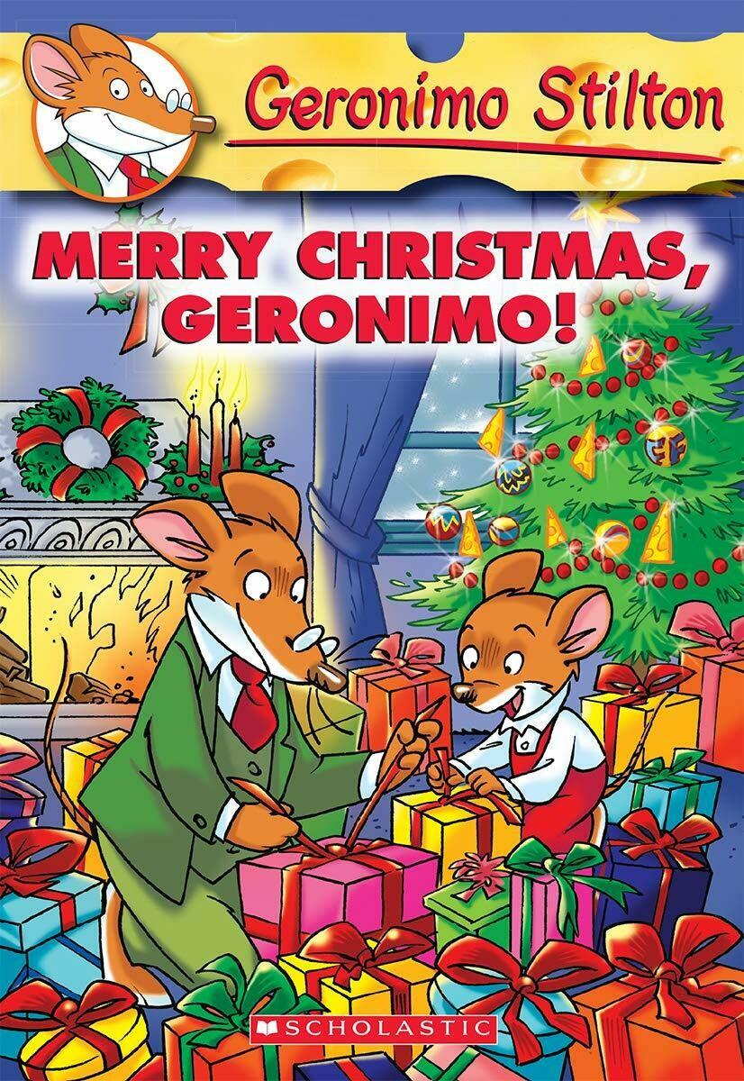 Merry Christmas, Geronimo!: 12