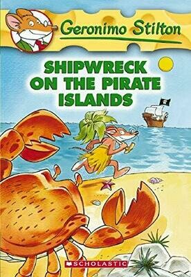 Shipwreck on the Pirate Islands: 18