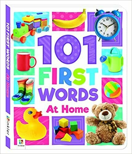 101 First  Word At Home