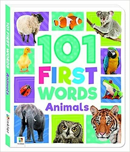 101 First Word Animals